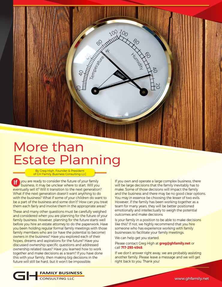 GHFB_LLC_More Than Estate Planning July 2019