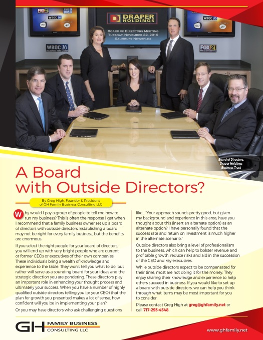 GHFB_LLC_Board with Outside Directors_Final JPEG
