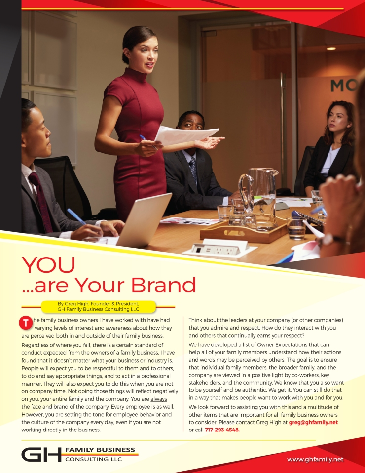 GHFB_LLC_April 2020_YOU are Your Brand
